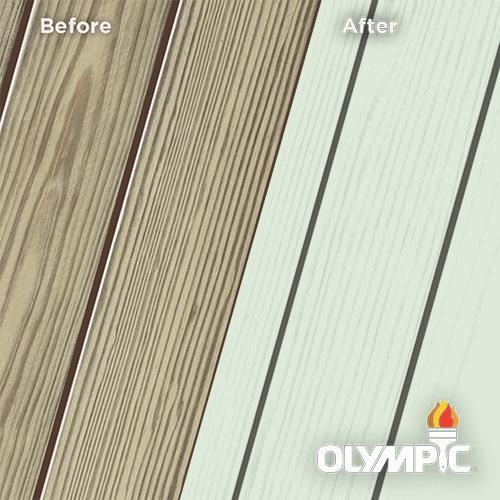 Exterior Wood Stain Colors - Creamy Dill - Wood Stain Colors From Olympic.com