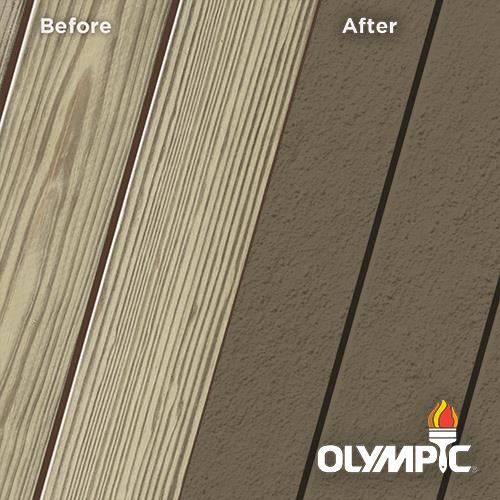 Exterior Wood Stain Colors - New Bark - Wood Stain Colors From Olympic.com