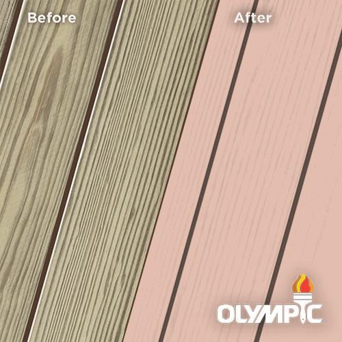 Exterior Wood Stain Colors - Mojave Sand - Wood Stain Colors From Olympic.com