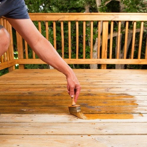How to Stain Wood Without Stain